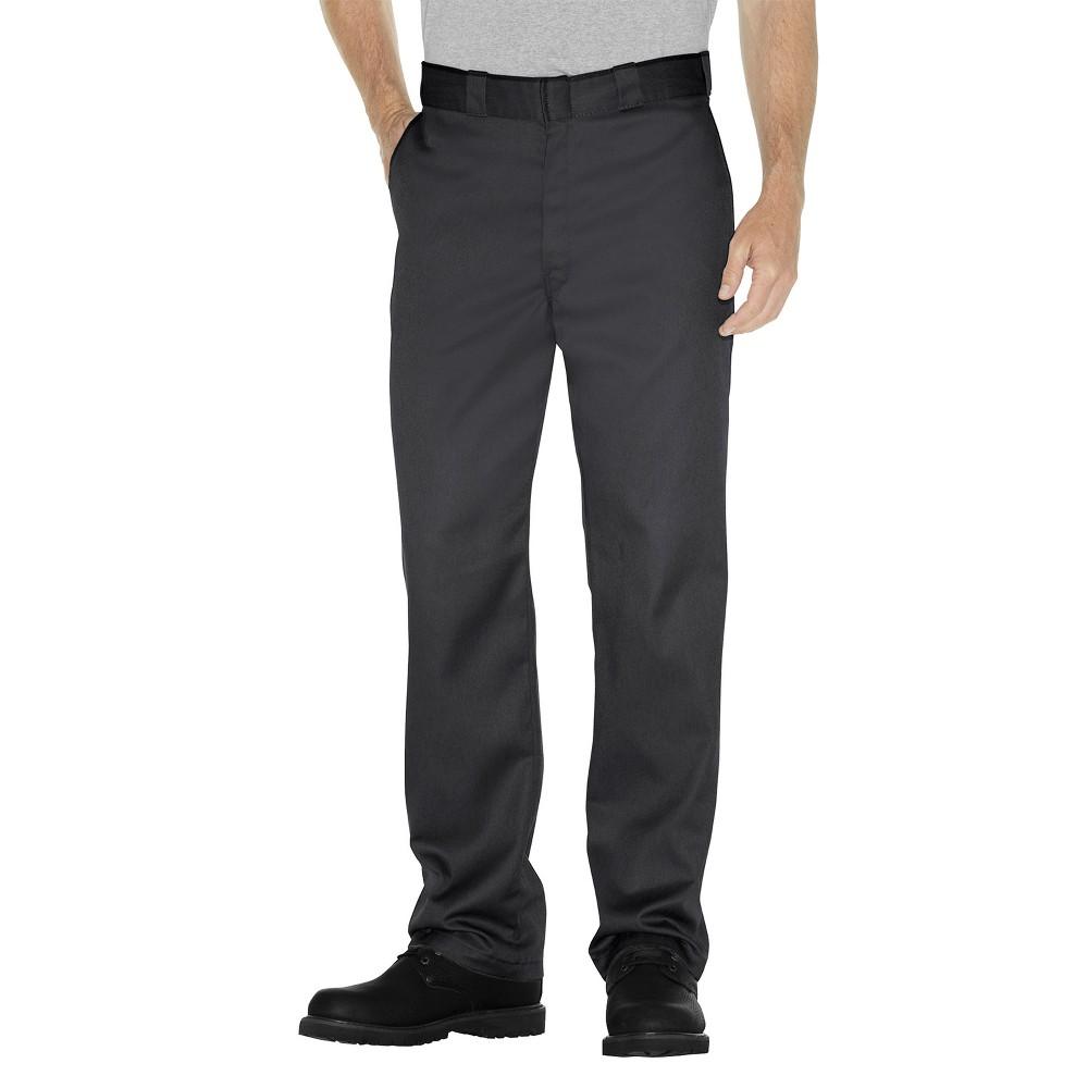 Dickies mens 874 flex straight fit work pants black