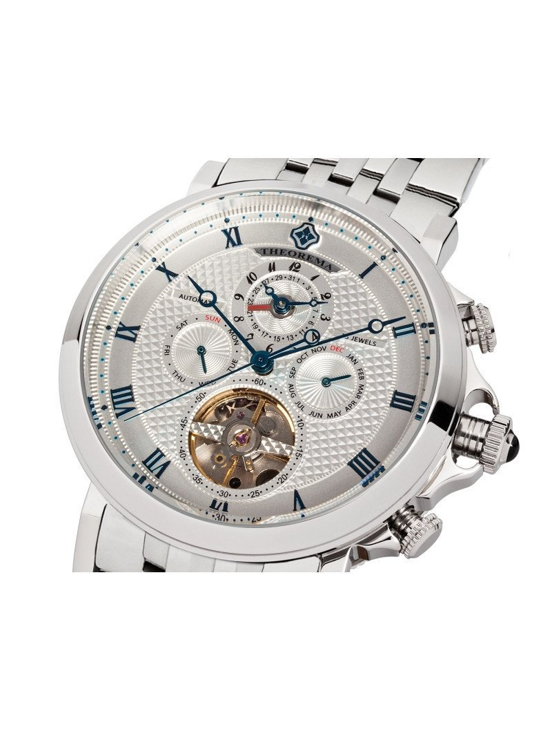 Automatic Macau T30115 Theorema Handmade German Watches