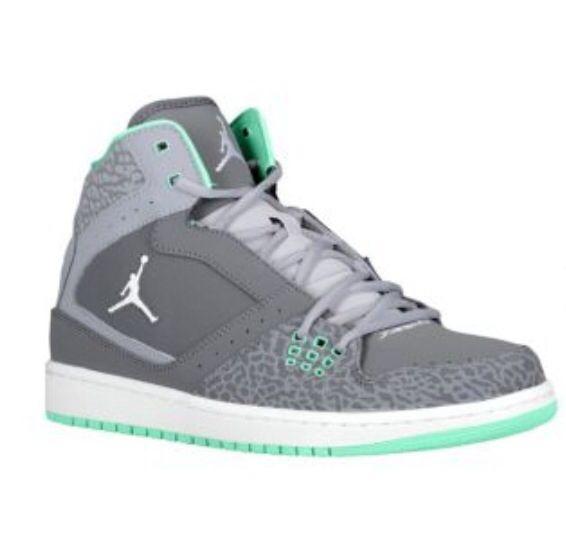 mint green sole   Shoes, Jordans