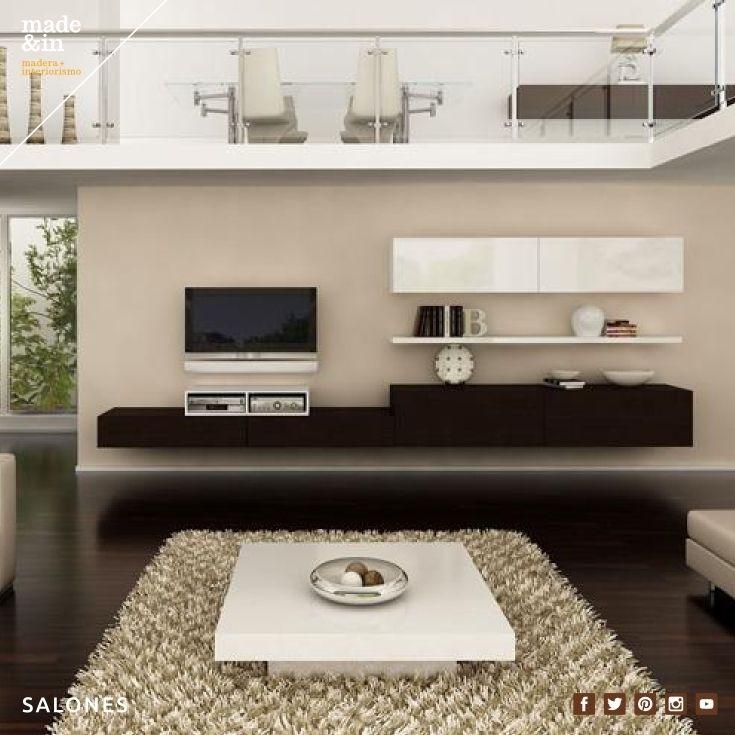 Salones. Si tienes un espacio que deseas cambiar sólo tienes que consultarnos. http://madeandin.com/salones.html
