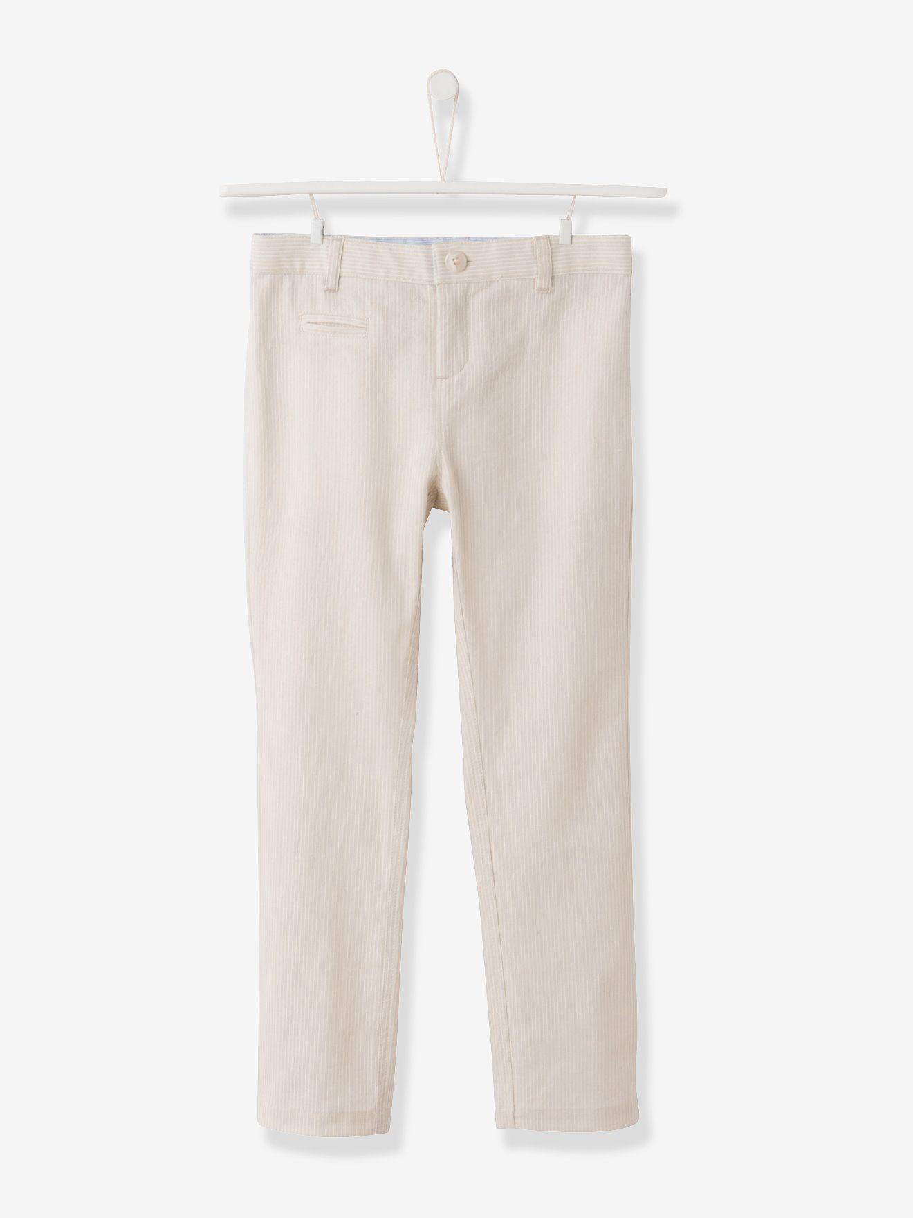 Vertbaudet Pantalon Chino gar/çon