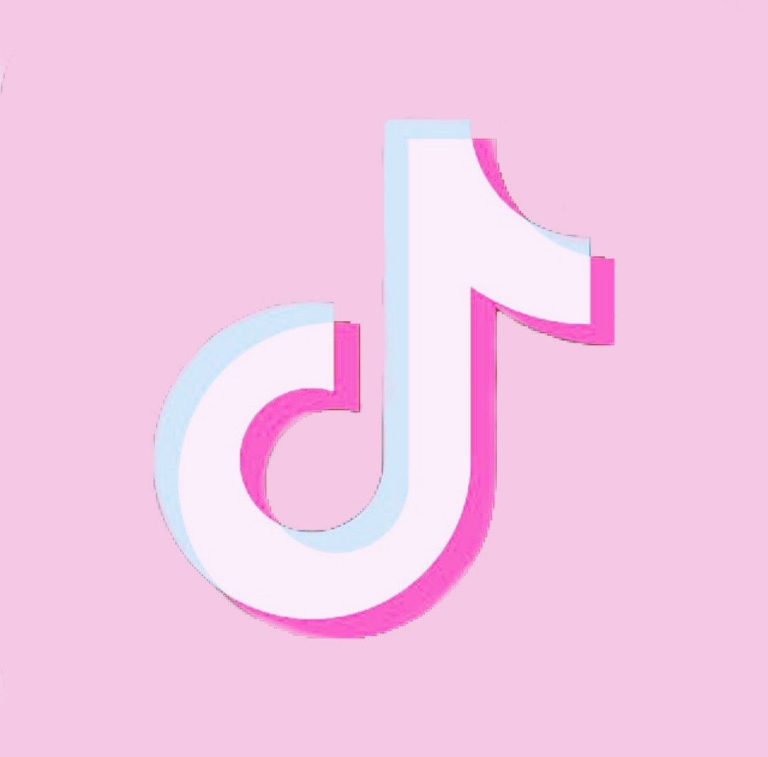 Tiktok Logo Icon Pink Instagram Story Pink Instagram Kawaii App Iphone Icon