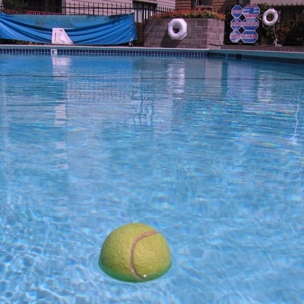 10 Unusual Uses For Tennis Balls Pool Cleaning Pool Care