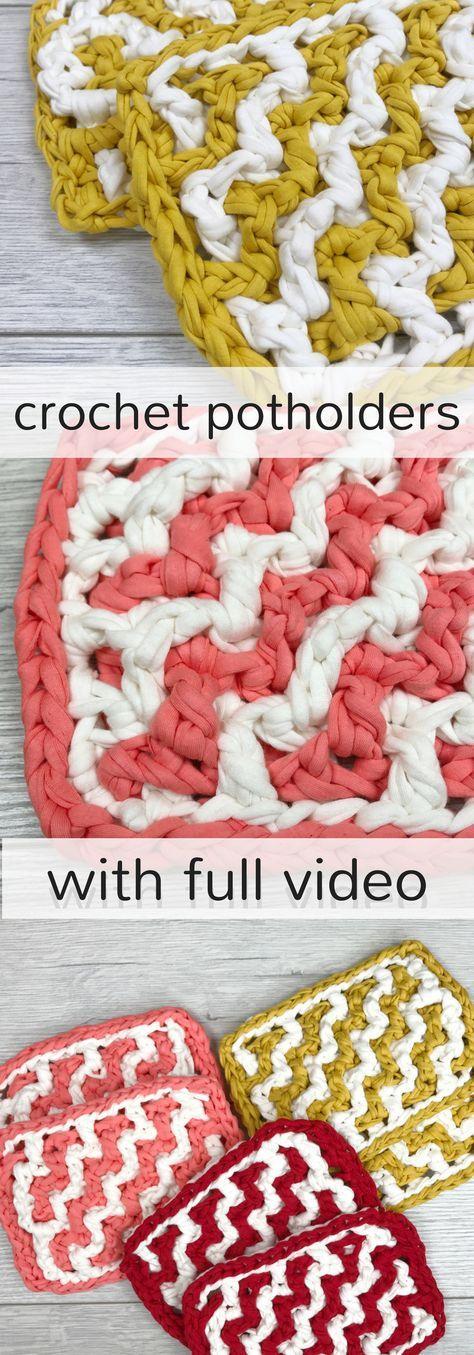 44+ New Ideas crochet jewelry patterns free beaded bracelets #crochetpotholderpatterns