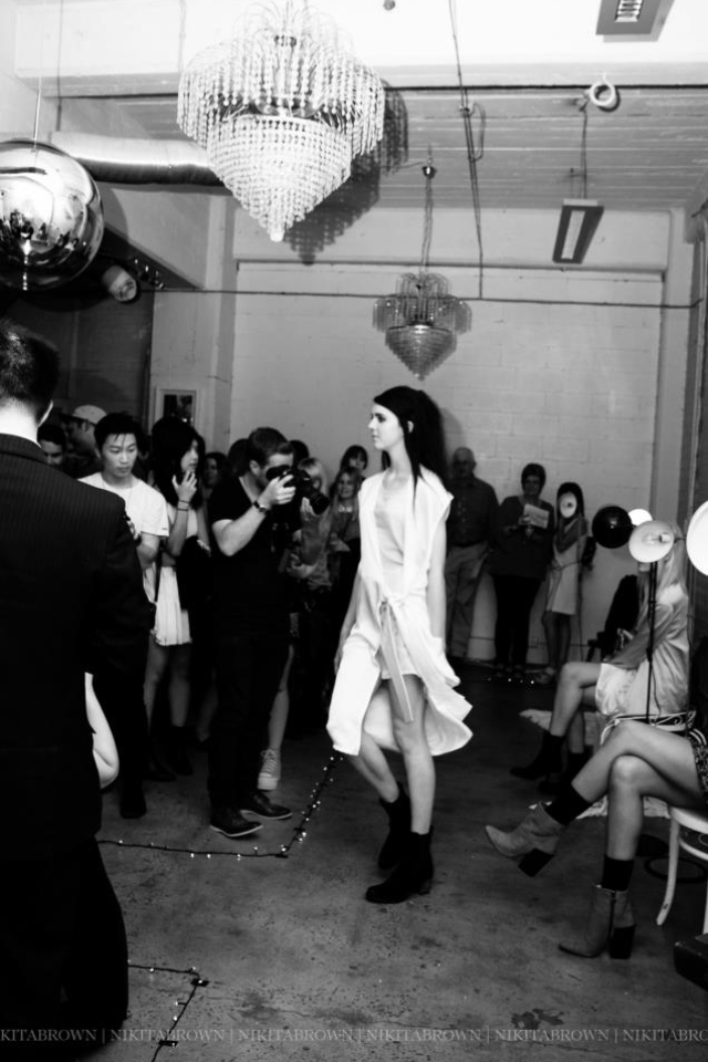 Love Hotel. A/W 2013. Winter Showcase at Willis York.