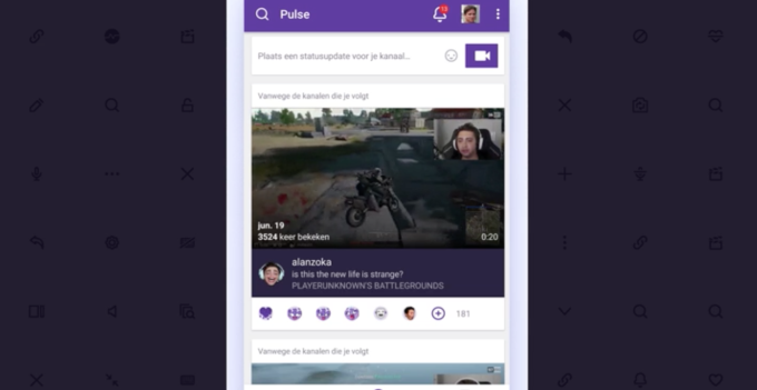 Twitch S Mobile App Is Adding Live Streaming Dark Mode And More
