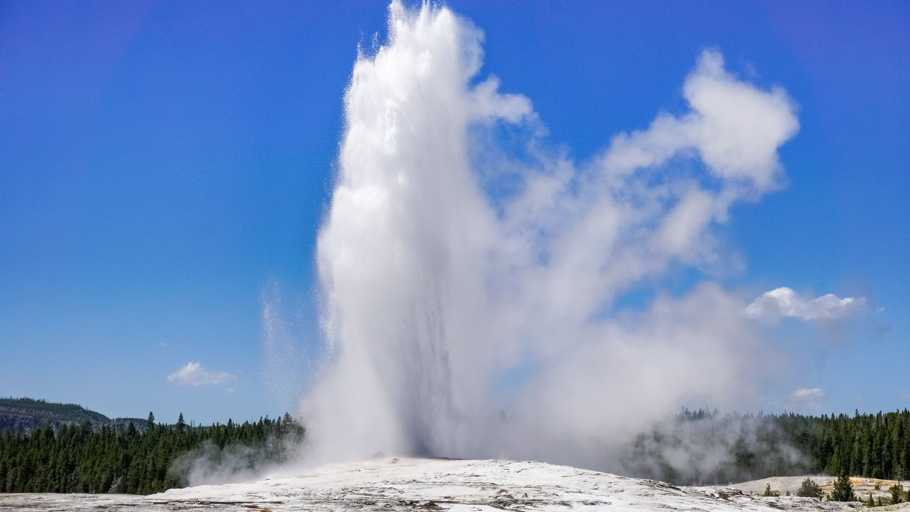 Woman Who Illegally Entered Yellowstone Suffers Burns Near