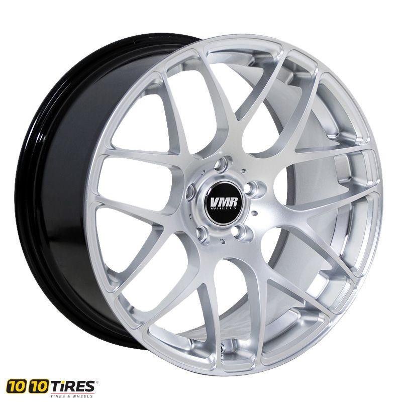 Vmr V710 Hyper Silver Might Look Cool For Winters Better Than Gunmetal Vmr Wheels Custom Wheels Aftermarket Wheels