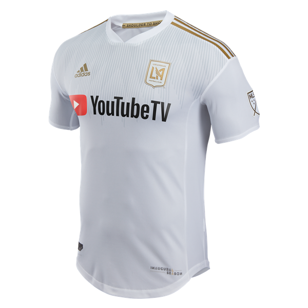new concept f46ed be4ff adidas LAFC Authentic Away Jersey 2018 | Products | Adidas ...