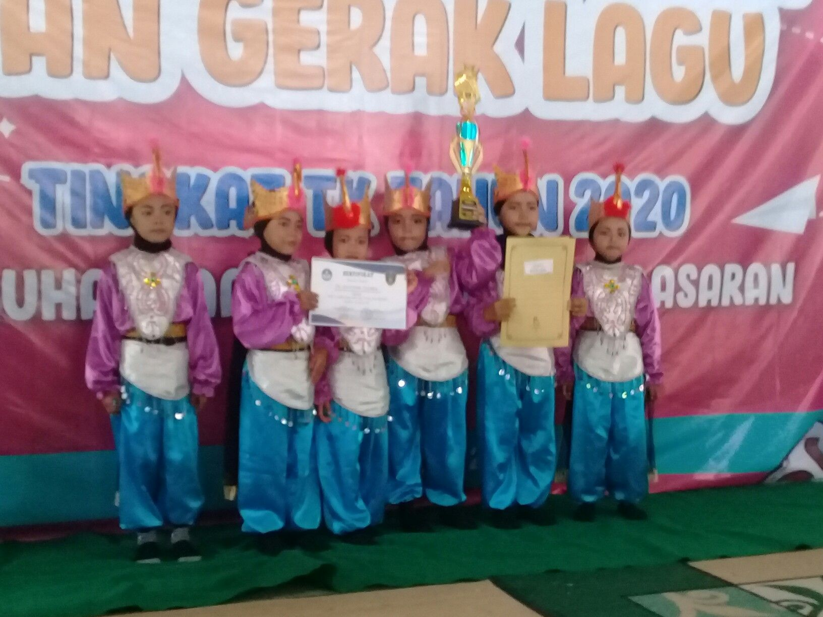 Pin By Syarief On Lomba Tk Tin