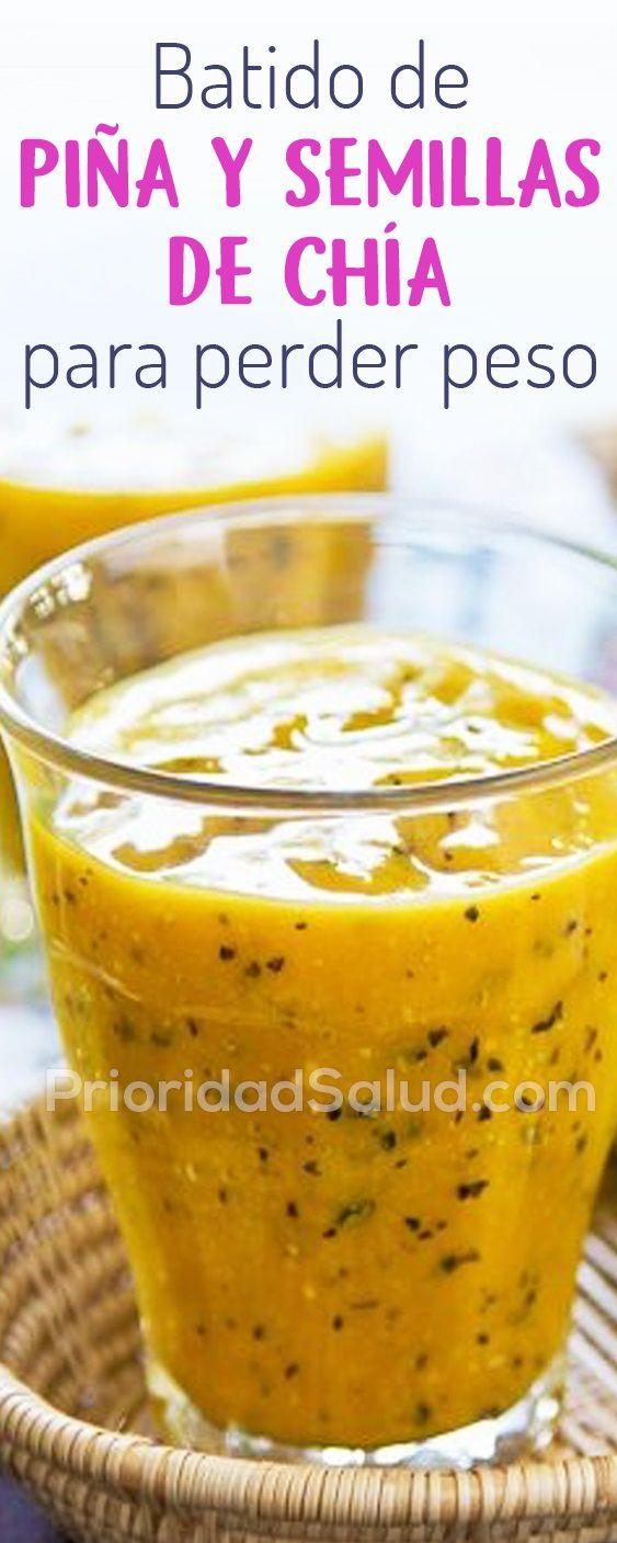Propiedades del jugo de naranja con chia