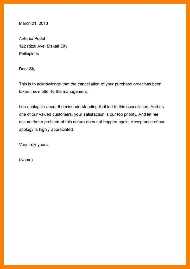Apology Letter Sample To Boss Brilliant 10 How To Write An Apology Letter Riobrazil  News To Go 2 .