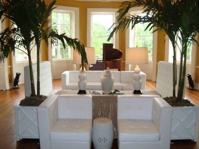 Indoor seating arrangement    All Occasions  843.544.6334  www.AllOccasionsParty.com  www.facebook.com/AllOccasionsSC  www.twitter.com/AllOccasionsSC