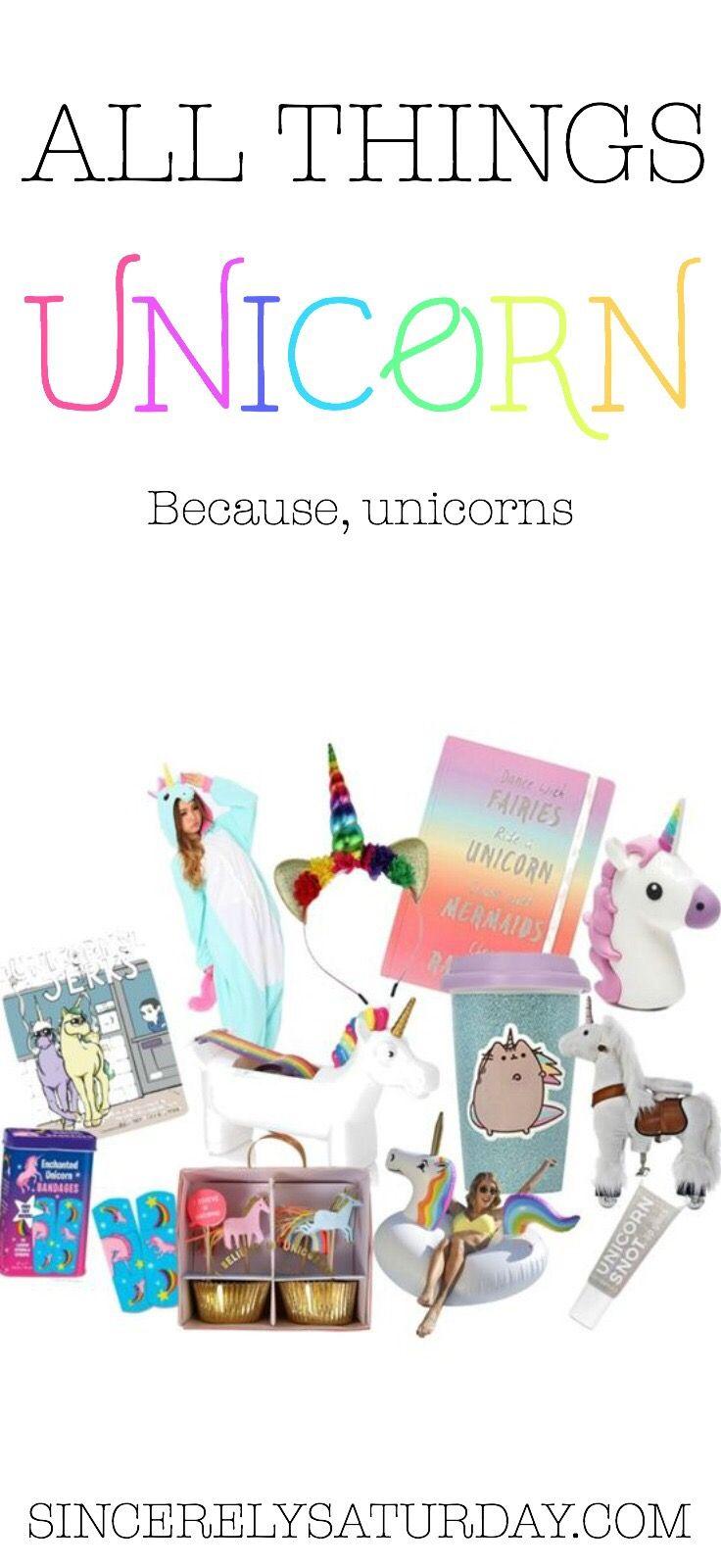 f73dadf4cbf All things unicorn. Unicorn gift ideas. The ultimate list of Unicorn  related products. Unicorn party supplies and ideas. Unicorn gift ideas. Fun  unicorn ...