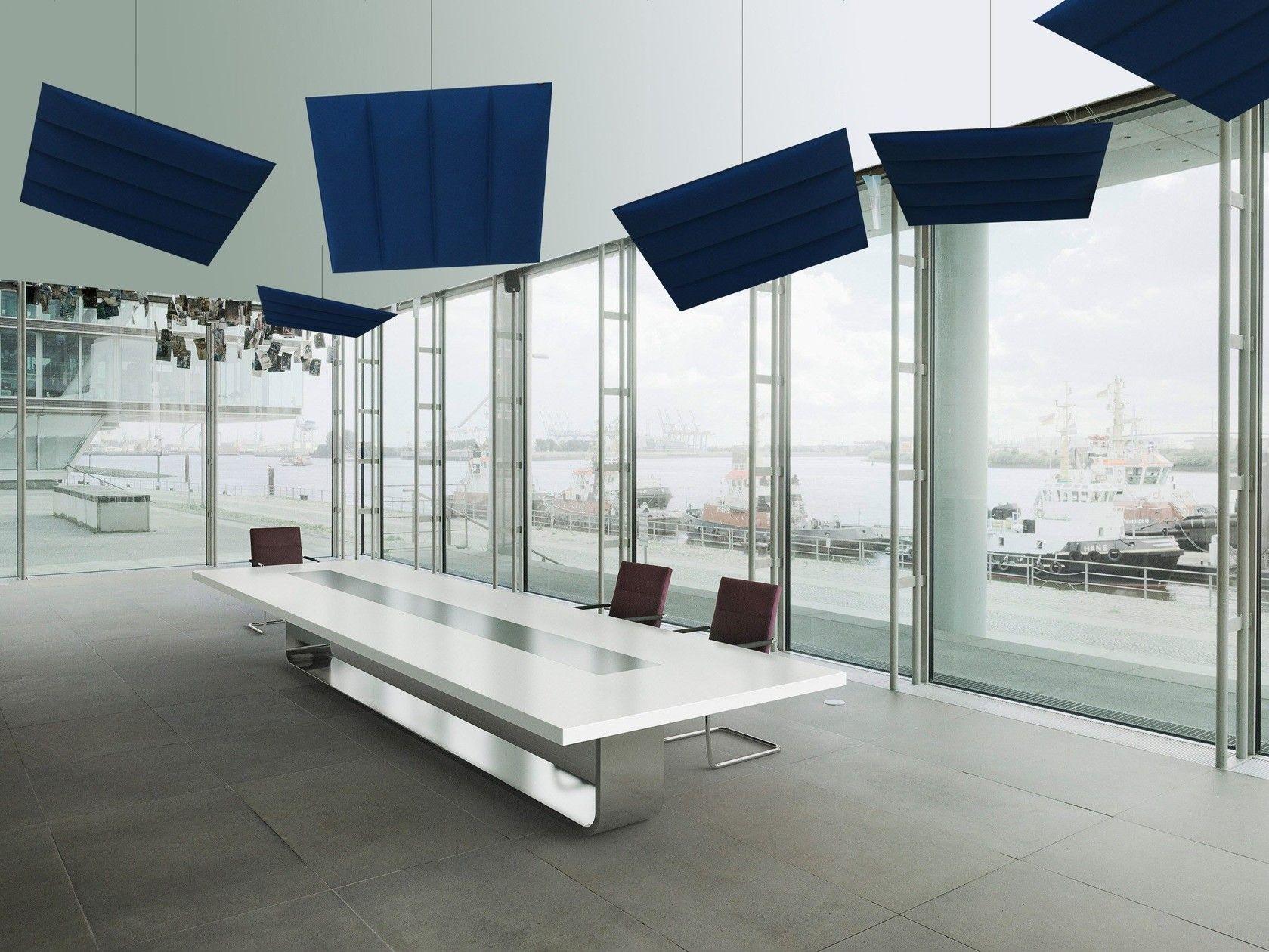 Trevira Cs Hanging Acoustical Panel Ecowall - Hanging Acoustical Panel
