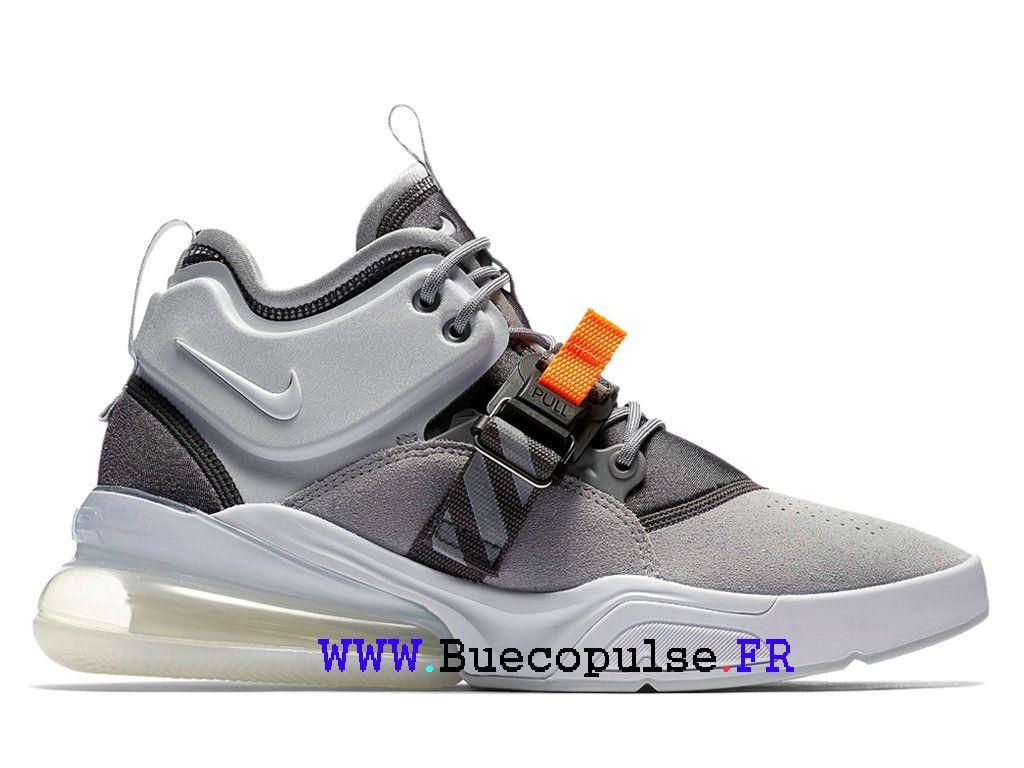 Conception innovante b1391 24729 Nike Air Force 270 Baskets classiques à coussin dair Hommes ...