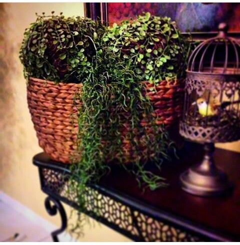 Home Decor Balls Decorative Balls In Wicker Basketholiday And Home Decor
