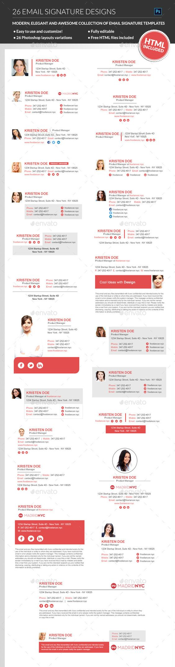 email signature email signatures email signature templates and