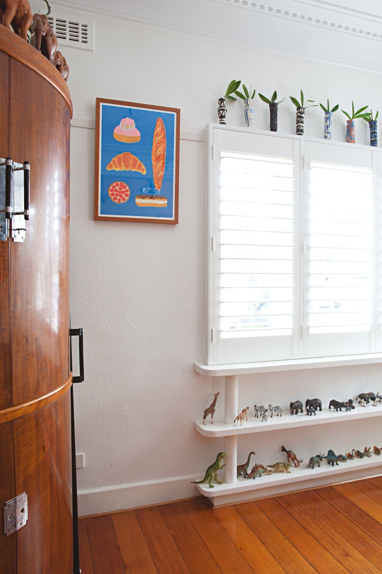 House Tour: An Art Deco, Art-Filled Australian Home   Apartment ...