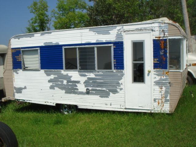 I Want This Camper Kijiji First 650 Cash Takes It 1960 S