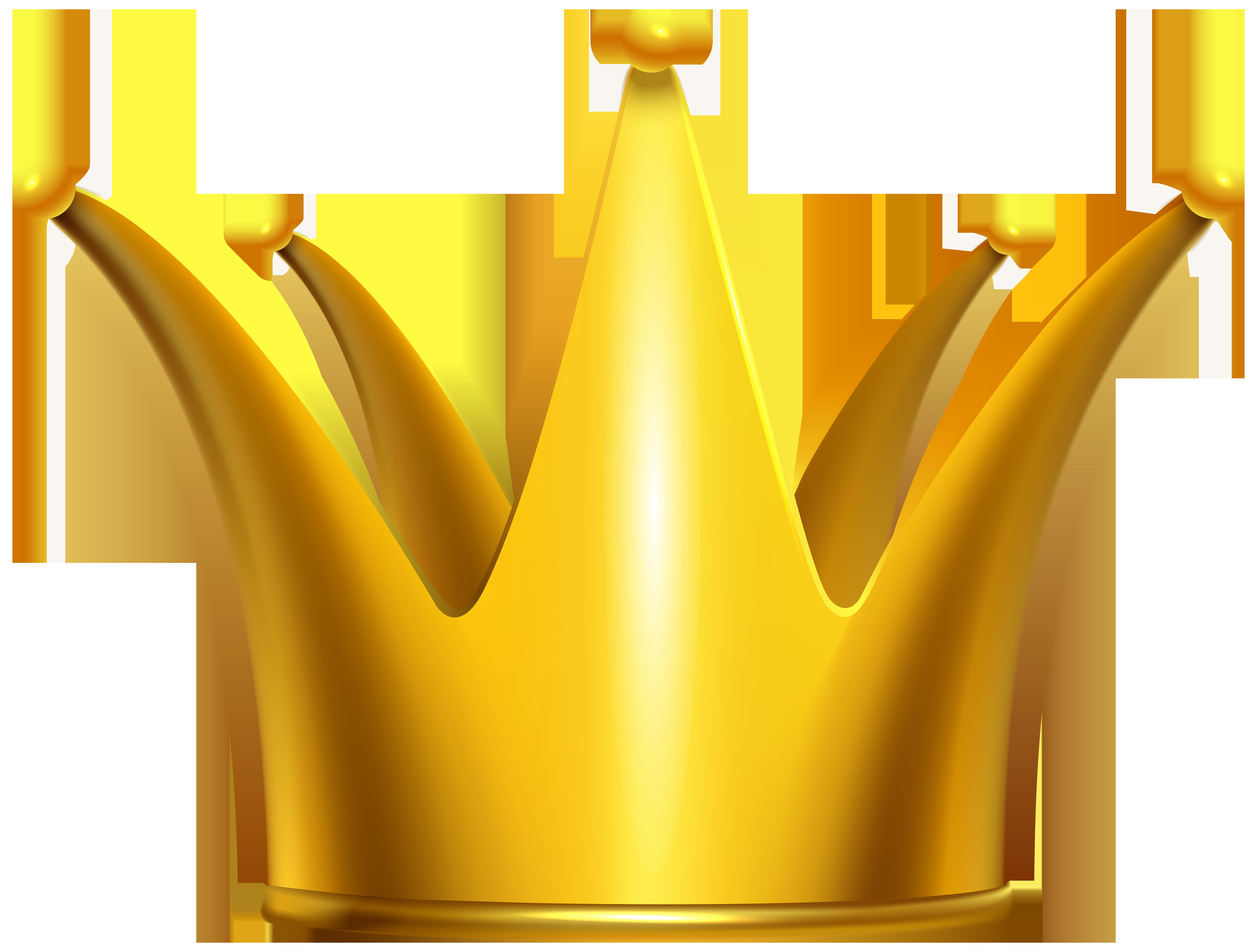 Golden Crown Clip Art Png Image Crown Clip Art Crown Png Clip Art