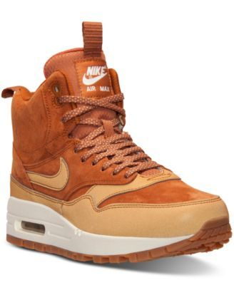 separation shoes 21abe 032df Nike Women s Air Max 1 Mid Sneakerboot from Finish Line