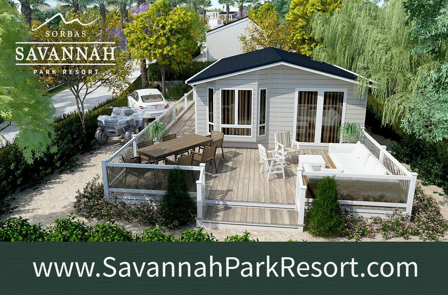 Savannah Is A Luxury Mobile Home Park Located In The South Of Spain Unique