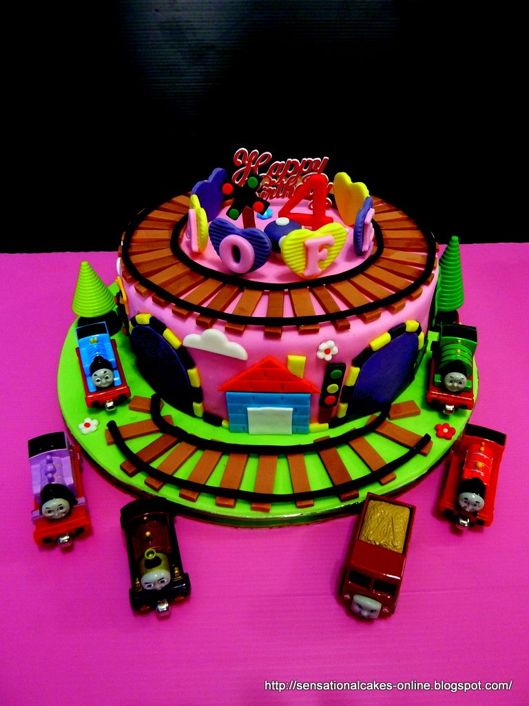 Girls Train Cake Google Search Party Entertaining