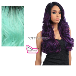 Equal (SNG) Premium Delux Wig Shanice  - Color SOPEMERALD - Synthetic (Curling Iron Safe) Regular Wig