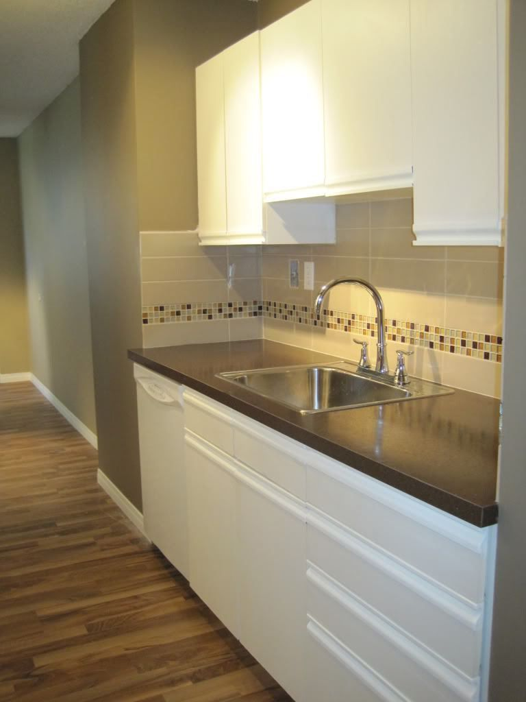 70's Apartment Remodel | Small apartment remodel, Kitchen ...