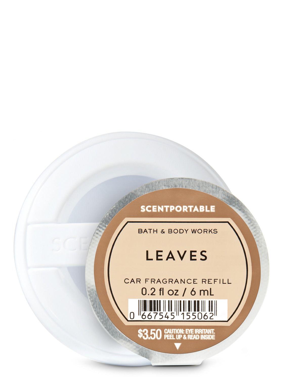 Leaves Car Fragrance Refill Fragrance Bath Body Works Body Works