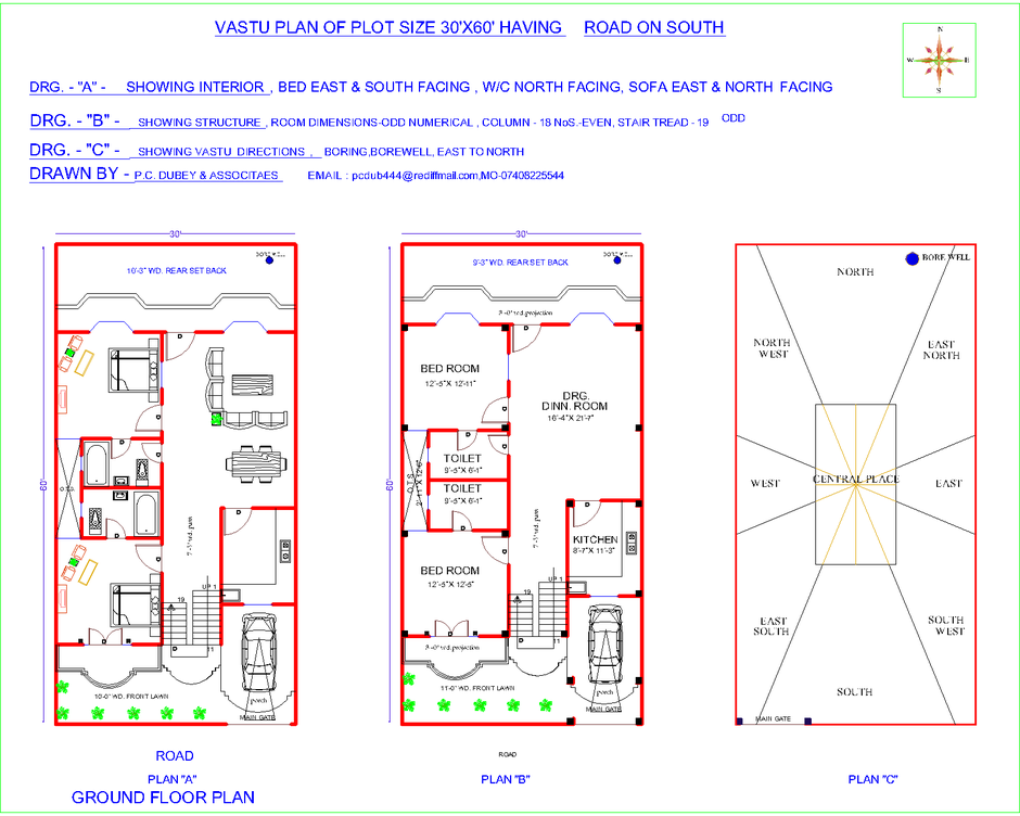 INTRODUCTION TO VASTU | INDIAN VASTU PLANS | HOME DESIGN ...