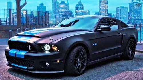 2017 Ford Mustang Shelby Gt500 Super Snake