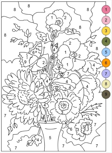 Pin von AM san LiKE´S auf conectar puntos y colorear | Pinterest