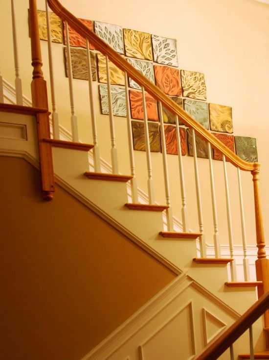Moulding Up The Stairway Design, Pictures, Remodel, Decor and Ideas ...