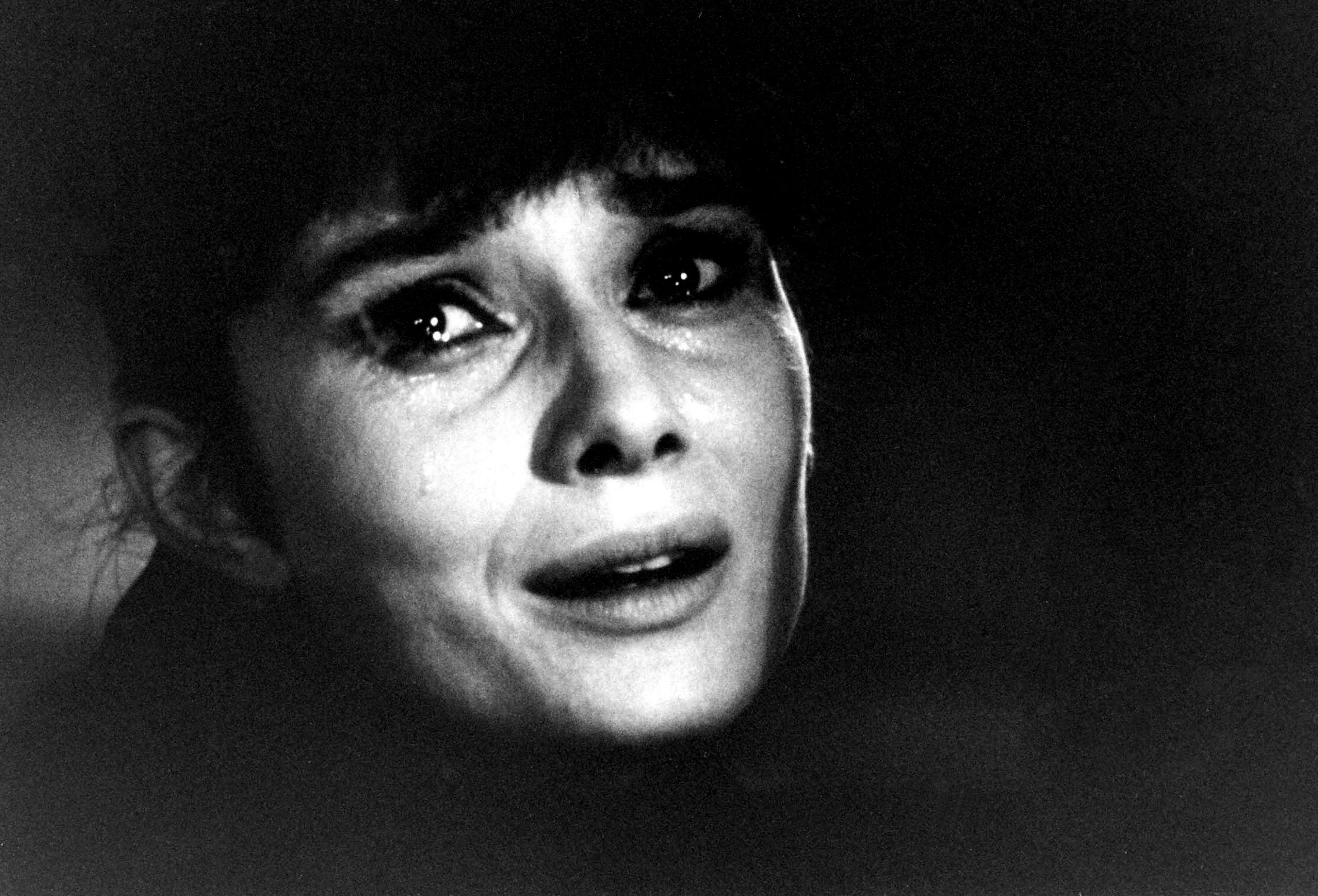 Audrey Hepburn In The Children S Hour 1962 Paraphrase Of