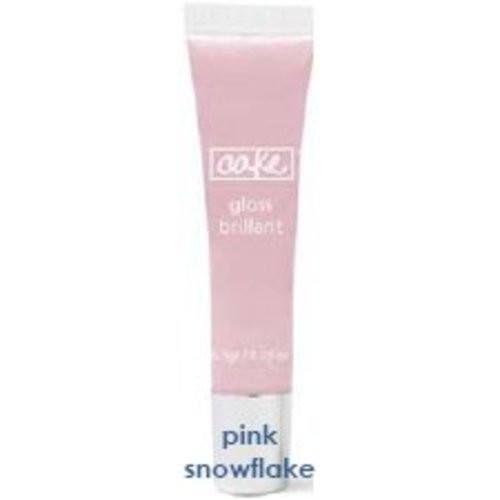 Cake Beauty Merry Kiss-mass Lip Gloss (Pink Snowflake)