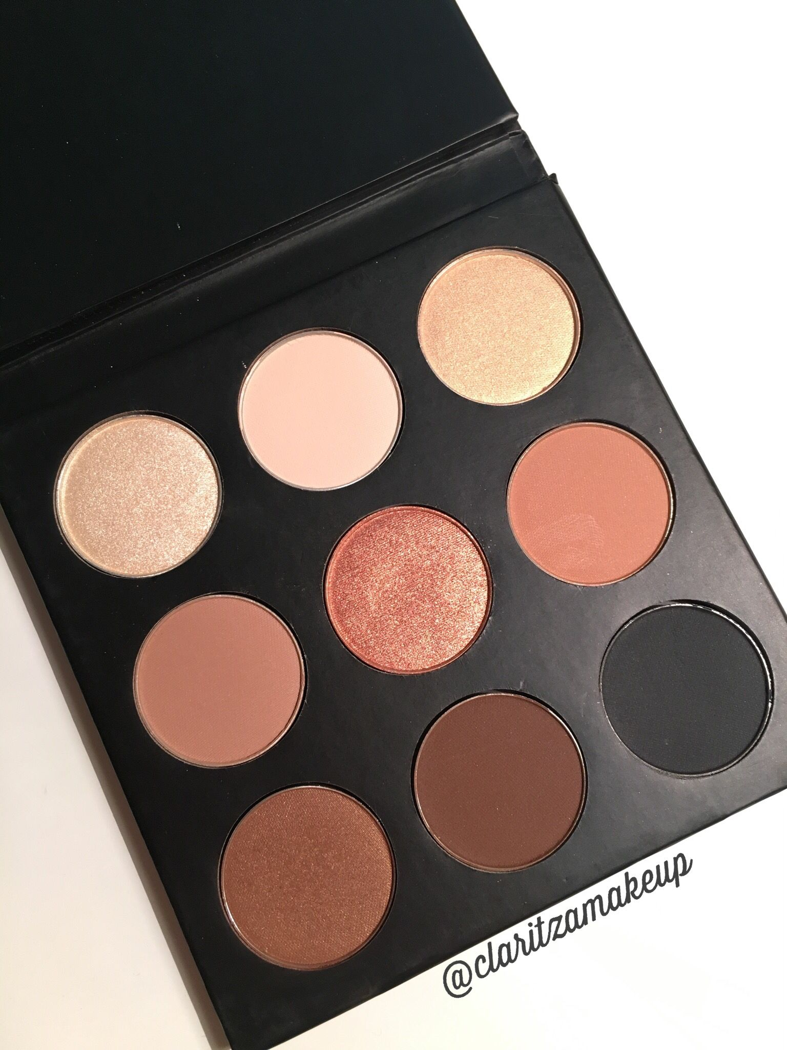 Studio Makeup's palette that came in Septembers BoxyCharm