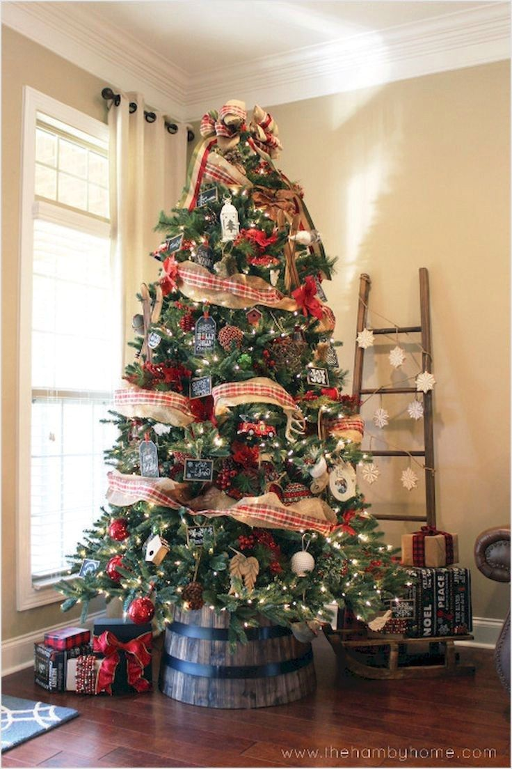 44 Simple Christmas Decorations Living Room Ideas 89 Decorating