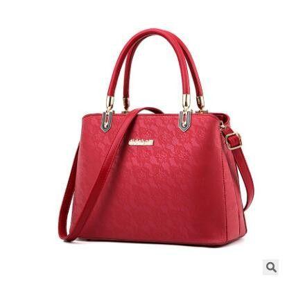 Elegant Lace Fashion Tote Handbag