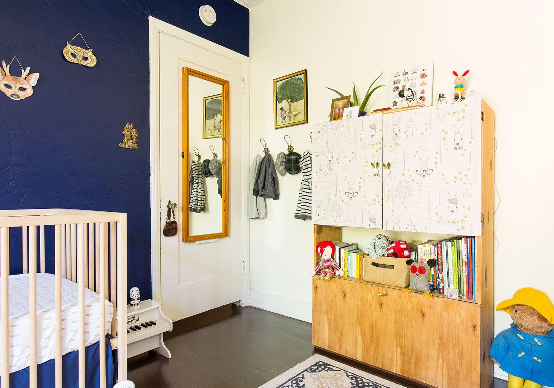 Home Tour An Interior Designer's Whimsical Nursery