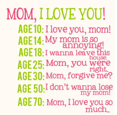 emotional mother day quote | Cute Love Quotes for Her | Happy