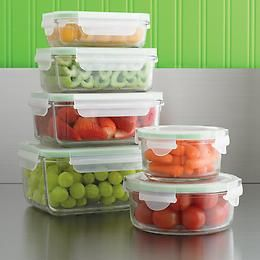 Good Old Glass Kitchen Food Storage Food Food Storage Containers