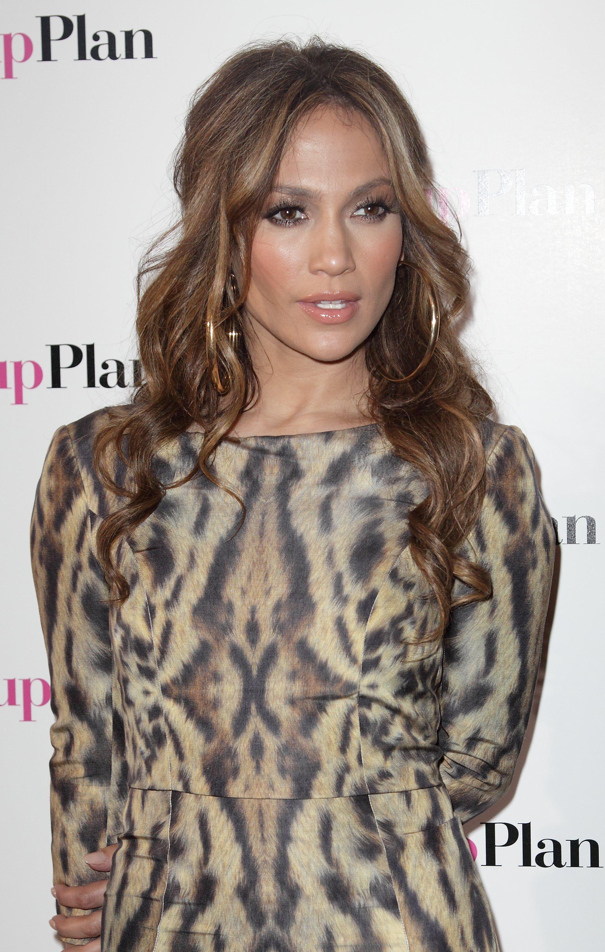 Half Up Half Down Hair Jennifer Lopez Beauty Pinterest Hair