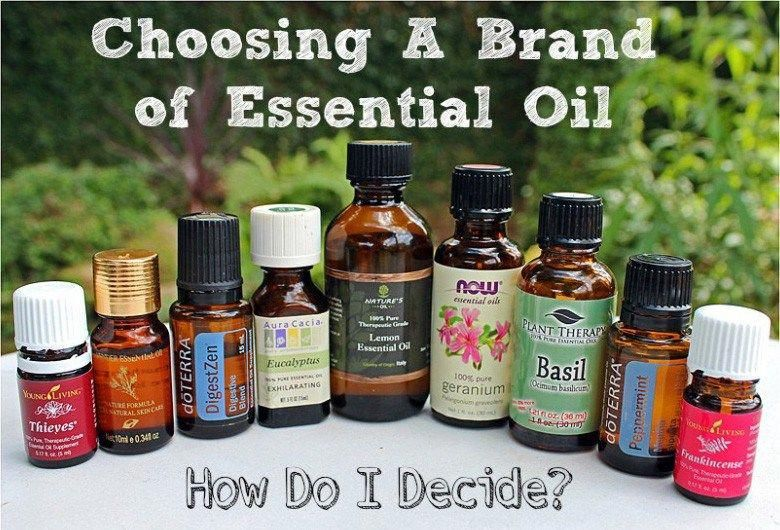 Helpful essential oils tips for raw food recipes