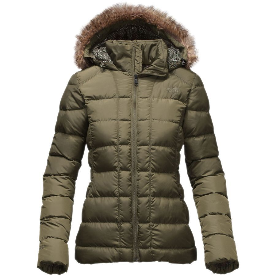 be2d403cb The North Face Gotham II Hooded Down Jacket - Women's   .style ...