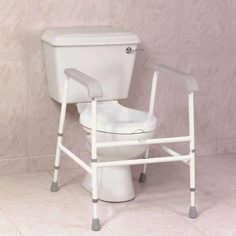 Nuvo Standard Free Standing Toilet Frame L70270 https://www ...