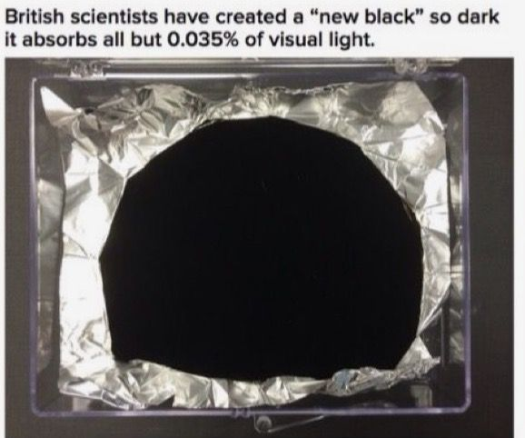 Ok so there's a new black apparently......nobody let danisnotonfire see this.