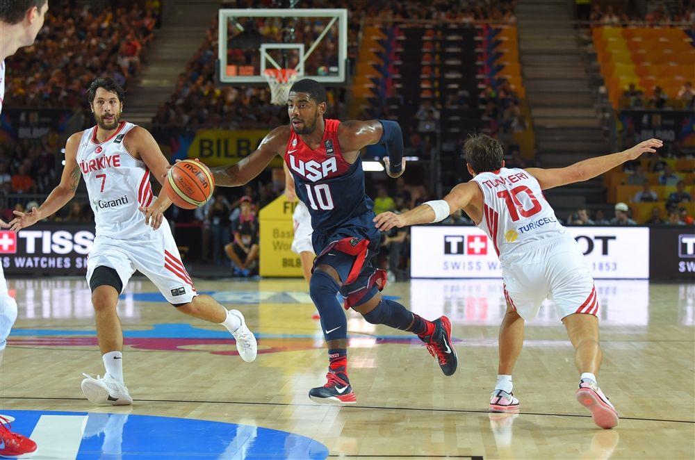 Turkey V Usa Boxscore 31 Aug Fiba Com