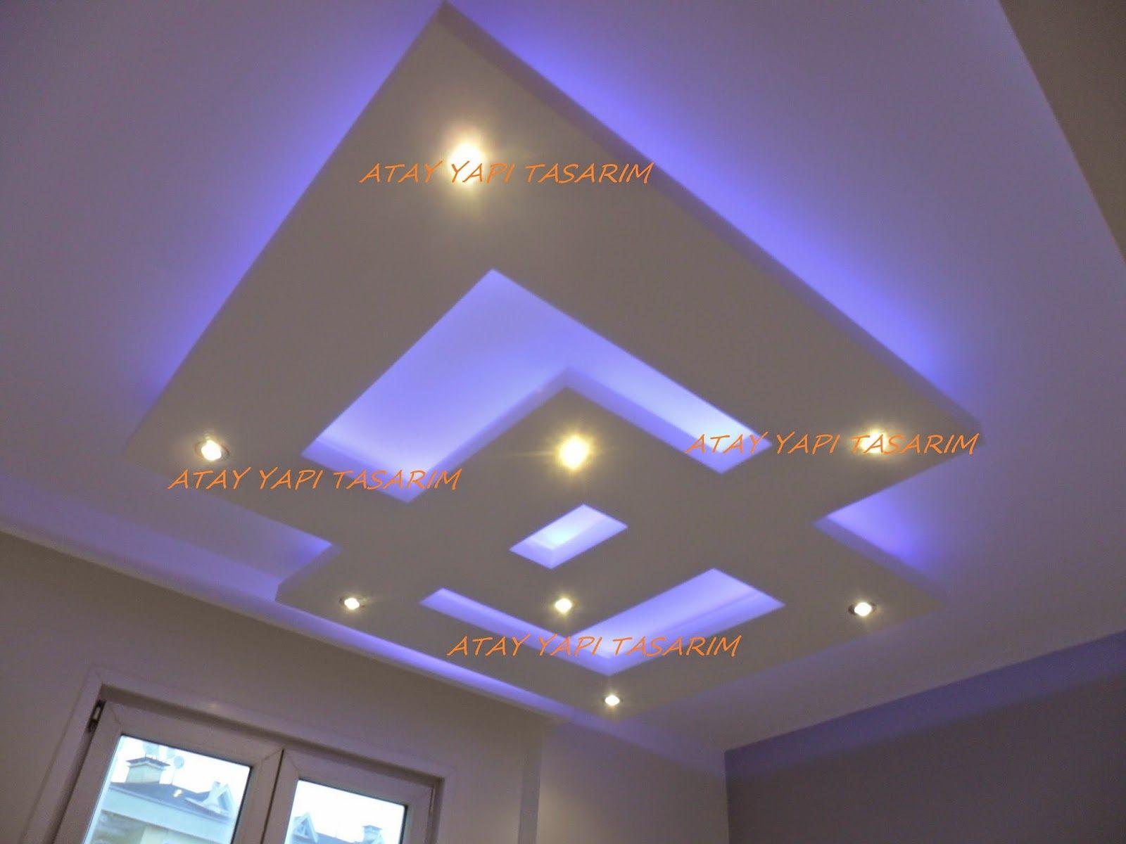 Magaza Tavan Modelleri Google Da Ara Bedroom False Ceiling Design Ceiling Design Pop Ceiling Design